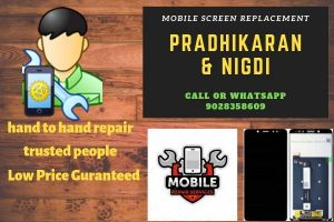 mobile phone repair in Pradhikaran and Nigdi