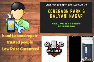mobile phone repair in koregaon park & mobile phone repair in Kalyani Nagar