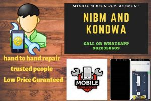 mobile phone repair in nibm and kondwa