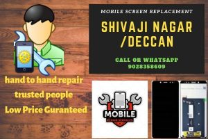 mobile phone repair in shivaji nagar and deccan