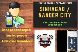 mobile phone repair in sinhagad & nander city