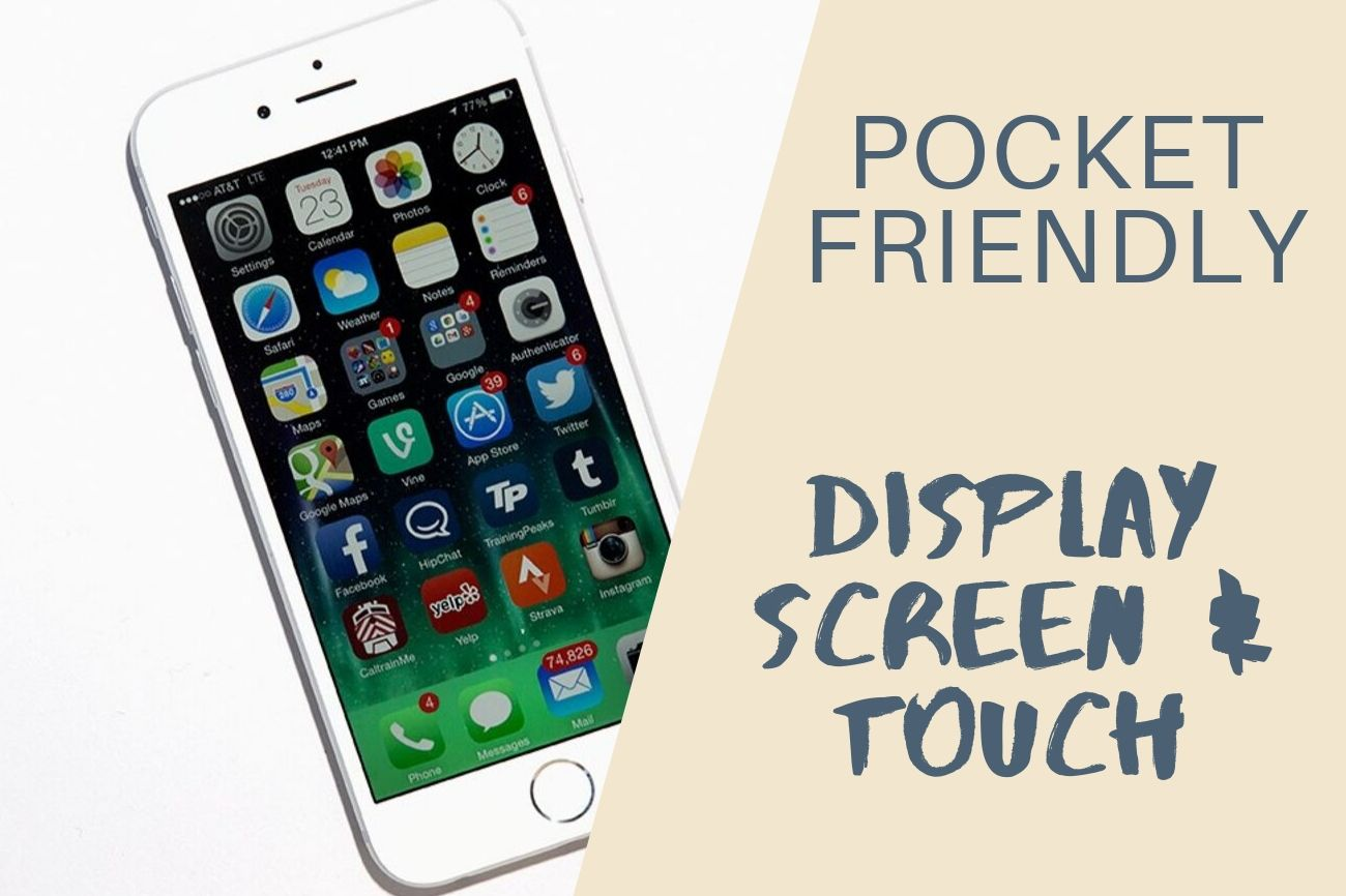 iPhone 6S Screen replacement cost pune