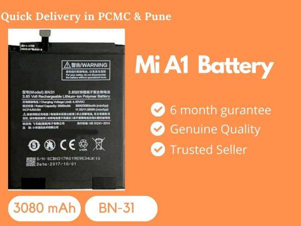 buy Mi A1 battery