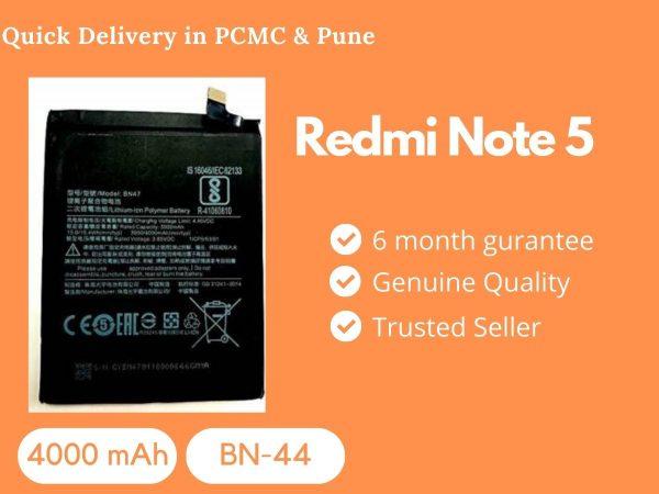 Buy Redmi Note 5 Battery