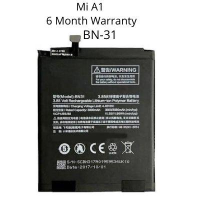 Xiaomi Mi A1 Battery
