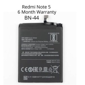 redmi note 5 pro battery