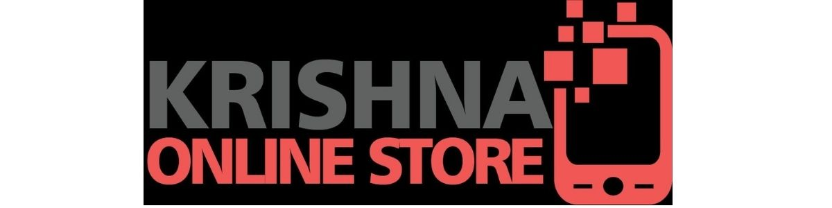 krishna online store repairs logo